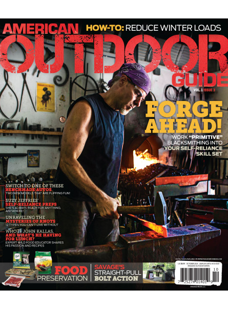 American Outdoor Guide October 2021