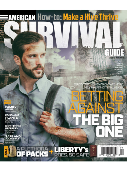 American Survival Guide print subscription offer