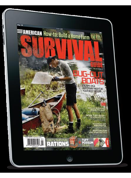 American Survival Guide March 2021 Digital