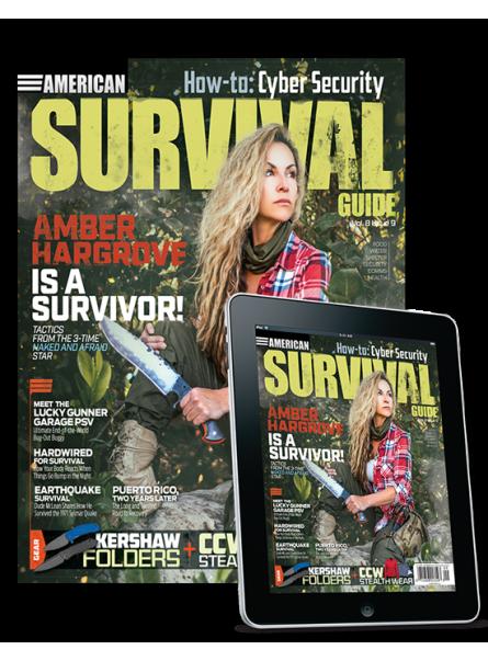 American Survival Guide Combo Subscription