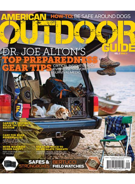 American Outdoor Guide September 2021