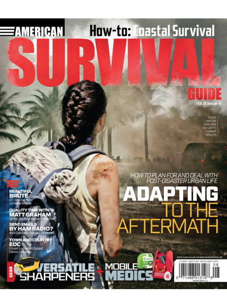 American Survival Guide August 2019