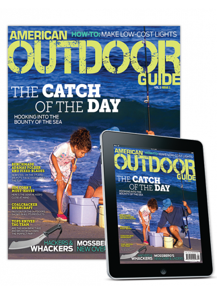 American Outdoor Guide Combo Subscription