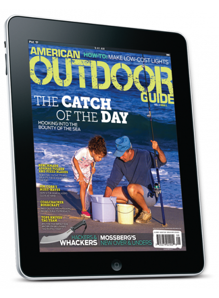 American Outdoor Guide Digital Subscription