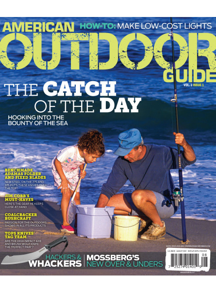 American Outdoor Guide Print Subscription