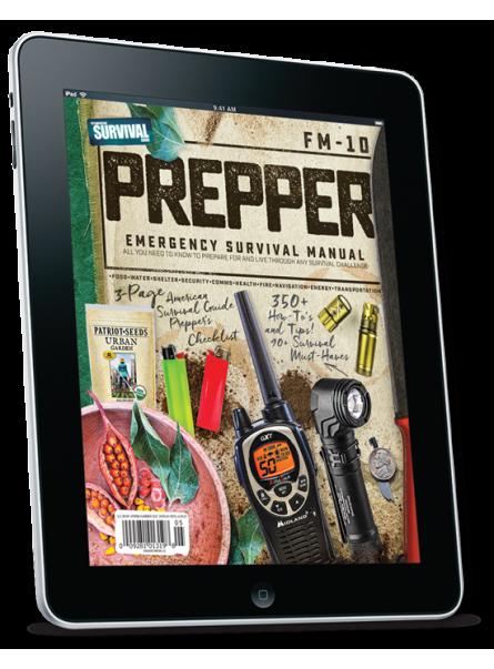 American Survival Guide Prepper Issue Spr/Sum 2021 Digital