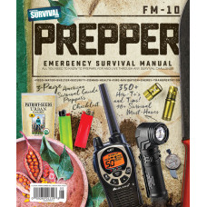 American Survival Guide Prepper Issue Spr/Sum 2021