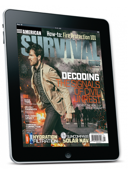 American Survival Guide flat 40% off on Digital Subscription offer