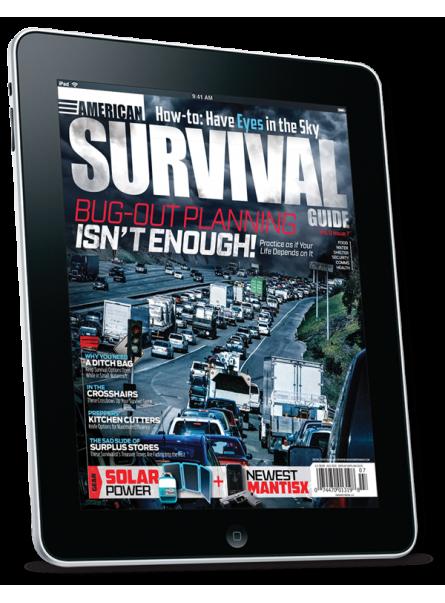 American Survival Guide Digital Subscription Offer