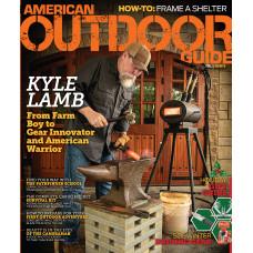 American Outdoor Guide December 2021