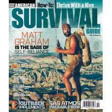American Survival Guide Print Subscription