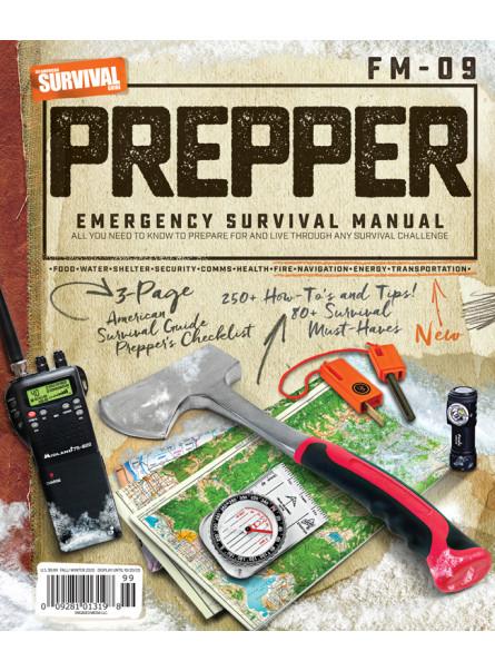 ASG Prepper Issue Fall/Win 2020