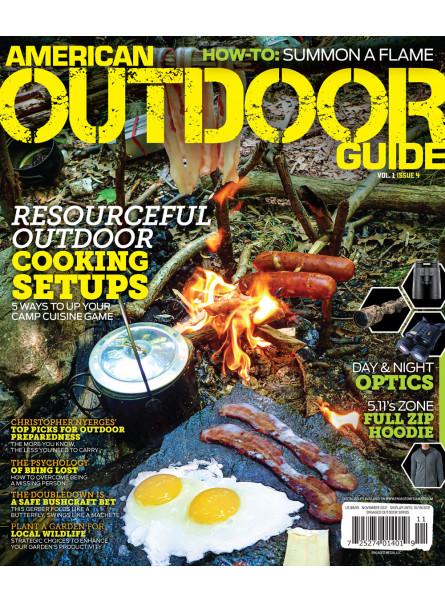American Outdoor Guide November 2021