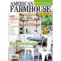 American Farmhouse Style Feb/Mar 2019