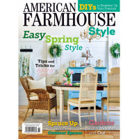 American Farmhouse Style Apr/May 2019