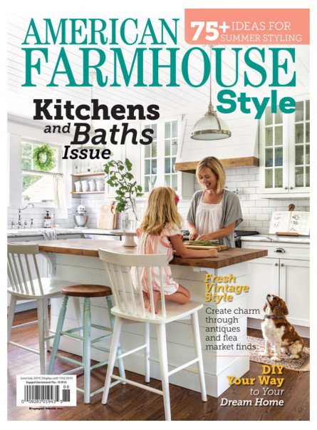 American Farmhouse Style Jun/July 2019