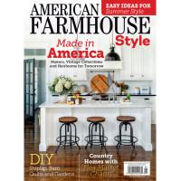 American Farmhouse Style Aug/Sep 2019