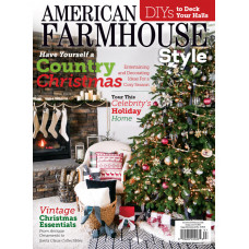 American Farmhouse Style Dec/Jan 2020