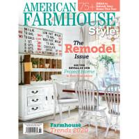 American Farmhouse Style Feb/Mar 2020
