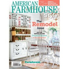American Farmhouse Style Feb/Mar 2020