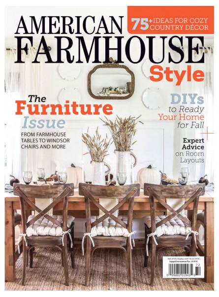 American Farmhouse Style Fall 2018