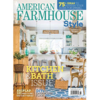 American Farmhouse Style Spring 2018