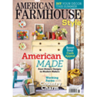 American Farmhouse Style Summer 2018