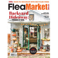 Flea Market Décor Oct/Nov 2018