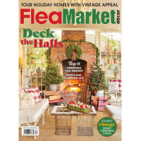 Flea Market Decor Holiday 2018