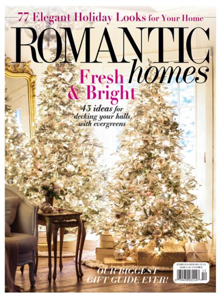 Romantic Homes December 2018