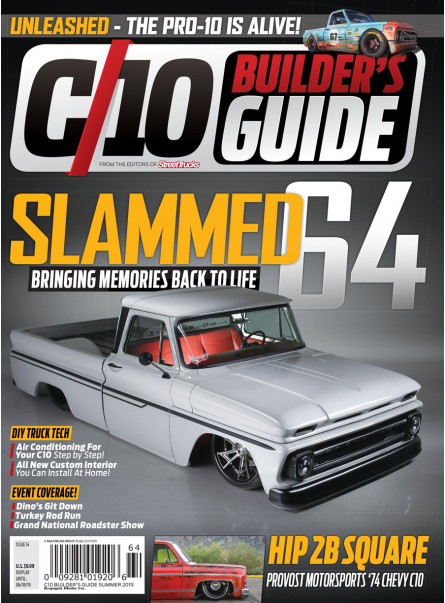 C10 Builders Guide Summer 2019
