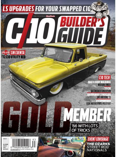 C10 Builder's Guide Print Subscription Offer
