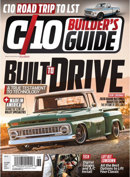 C10 Builder's Guide Print Subscription Campaign