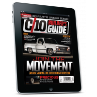 C10 Builders Guide Digital Subscription