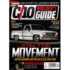 C10 Builders Guide Print Subscription