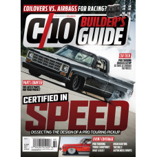 C10 Builders Guide Single Issues