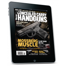 Concealed Carry Handguns Print Subscription