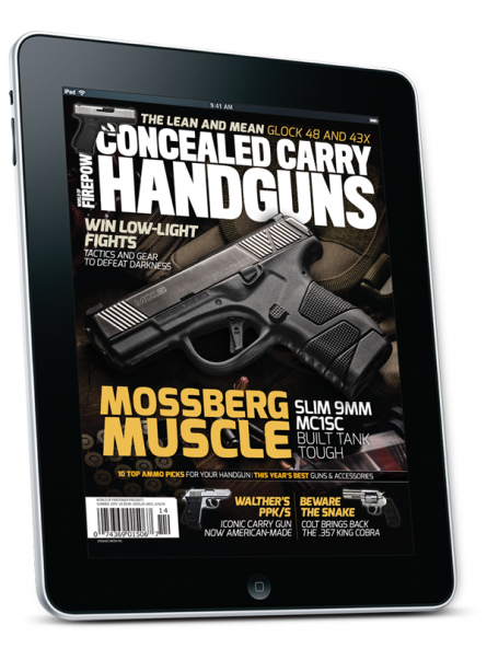Conceal Carry Handguns Summer 2019 Digital
