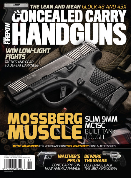 Conceal Carry Handguns Summer 2019