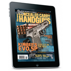 Conceal Carry Handguns Fall 2019 Digital