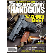 Conceal Carry Handguns Spring 2019