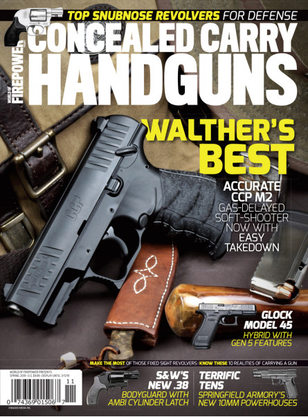 Conceal Carry Handguns Spring 2019