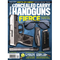 Conceal Carry Handguns Winter 2018
