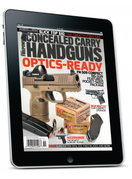 Conceal Carry Handguns Spring 2020 Digital