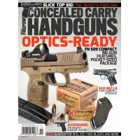 Conceal Carry Handguns Spring 2020