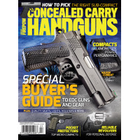 Conceal Carry Handguns Buyer's Guide 2019