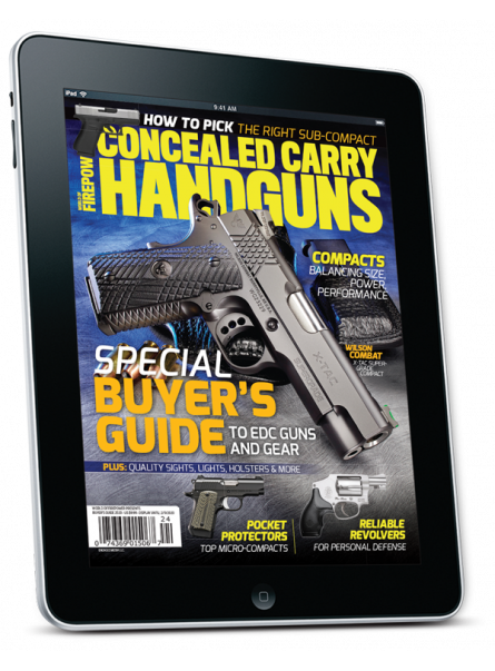 Conceal Carry Handguns Buyer's Guide 2019 Digital