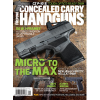 Conceal Carry Handguns Winter 2019