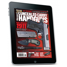 Concealed Carry Handguns Digital Subscription