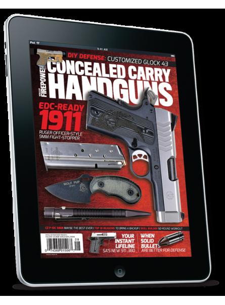 Concealed Carry Handguns Digital Subscription